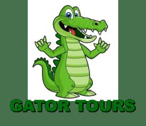 Gator Tours logo